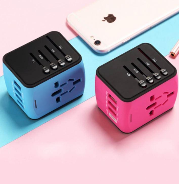 轉接頭、USB擴充推薦|出門玩要帶什麼?超實用旅遊必備物品 打包攻略