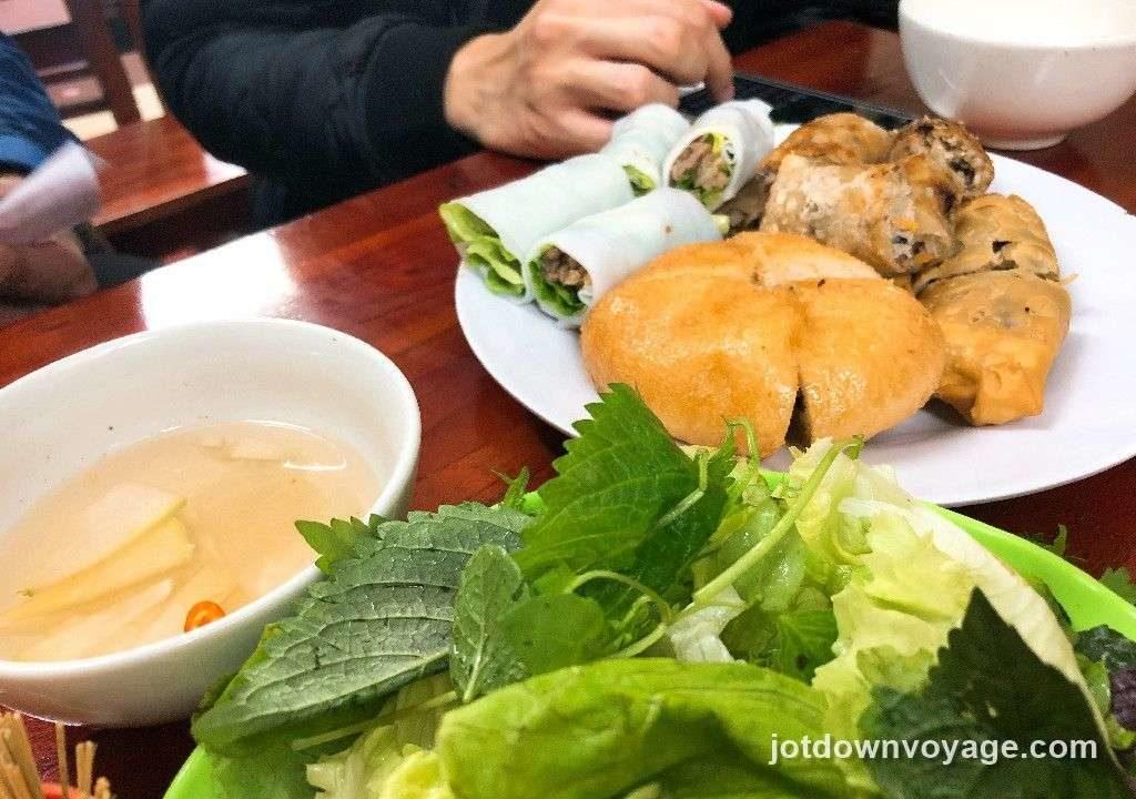 越南自由行河內老城區美食探索攻略.2019 食記.河內36古街區|隱藏版街頭美食、行程規劃推薦、越式美食