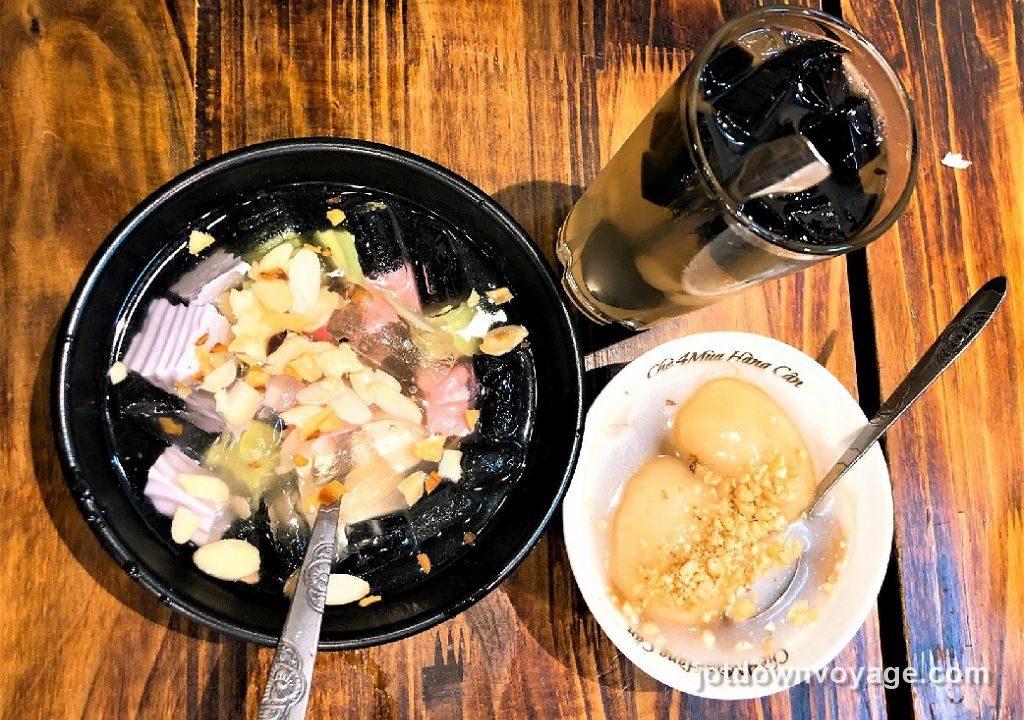 2019 河內自由行食記.河內36古街區|隱藏版街頭美食、行程規劃推薦、特色越式甜品店