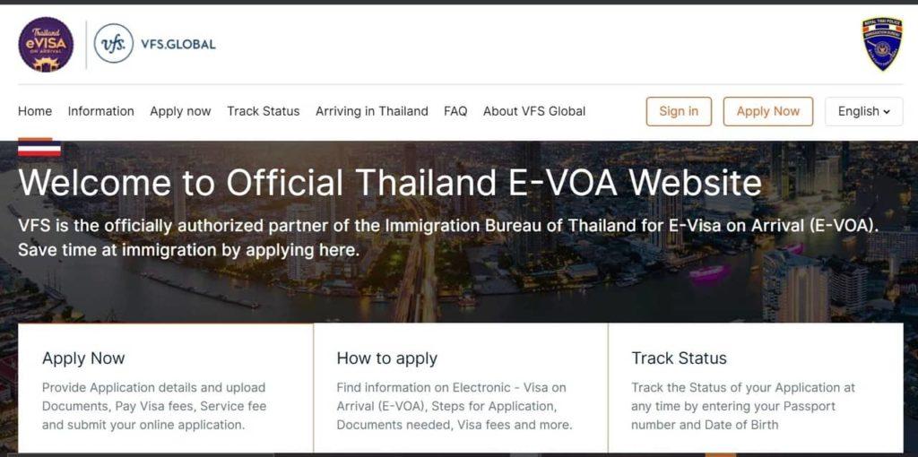 【泰國簽證】表單與費用說明.E-Visa申請.代辦推薦.觀光簽證、落地簽