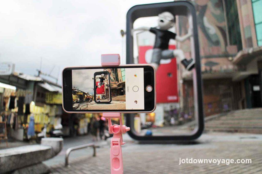 2020手機自拍棒推薦|SELFable手持穩定自拍棒實測