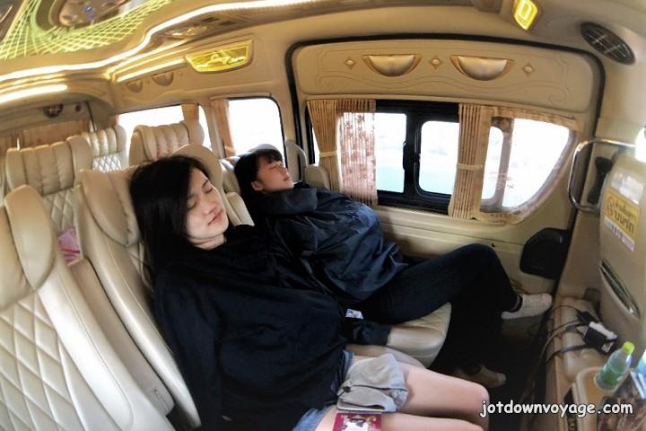 泰國曼谷 淘泰朗TTL 包車推薦 搭乘 預約 評價