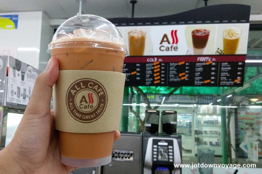 泰式奶茶|泰國自由行街邊小吃美食推薦