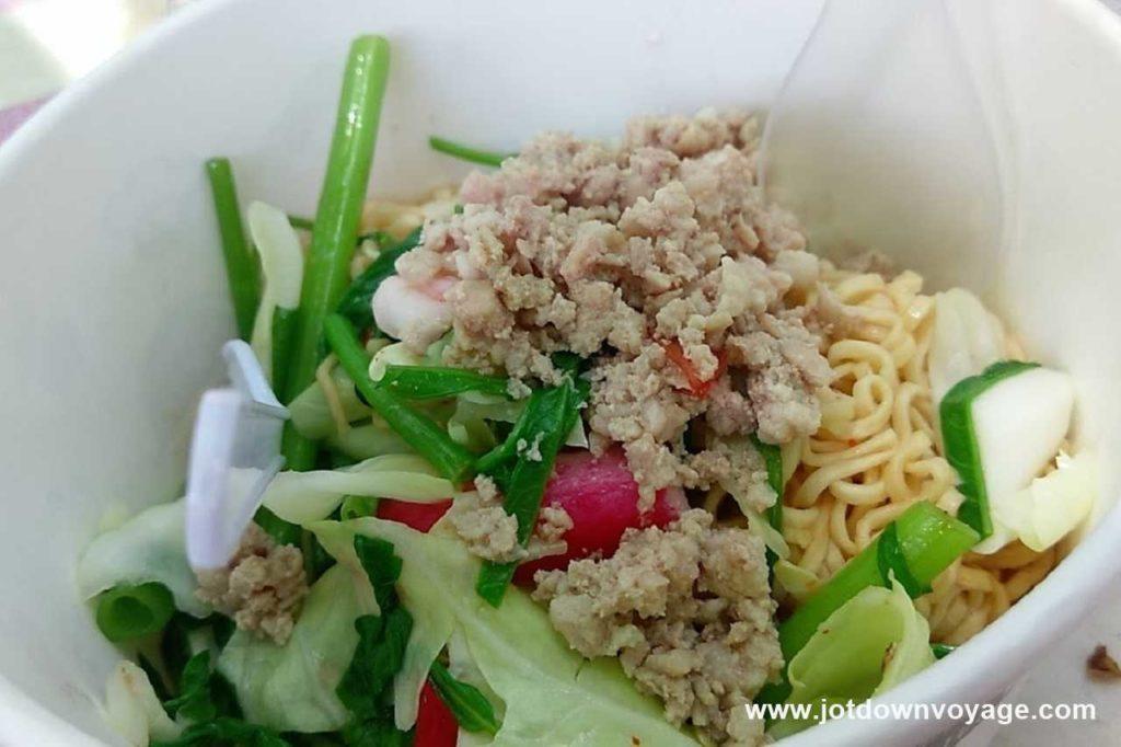 拌媽媽麵 yum mama|泰國自由行街邊小吃美食推薦