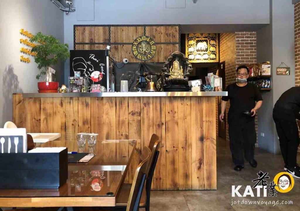 用餐環境《泰酷 Thai Cook》桃園南平路 泰式料理