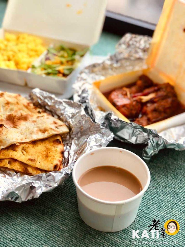 馬友友印度廚房:商業午餐的香料奶茶